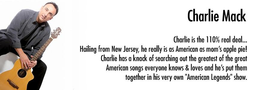 Charlie Mack