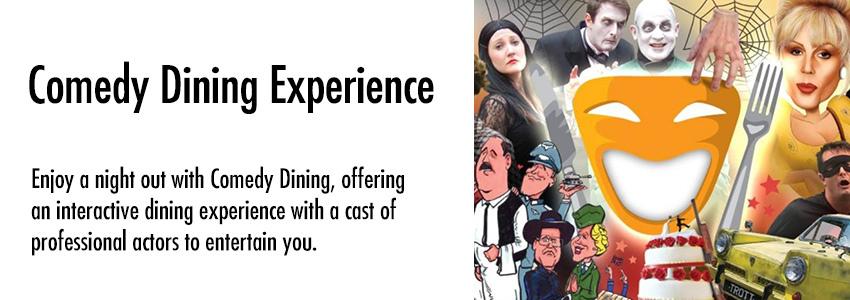 The Comedy Dining Experience