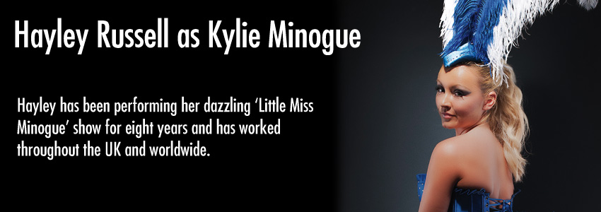 Hayley Russell (Kylie Minogue)