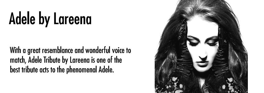 Adele by Lareena