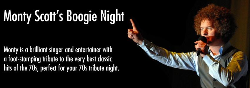 Monty Scott's Boogie Night