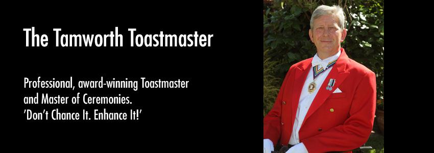 The Tamworth Toastmaster