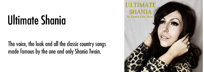Ultimate Shania