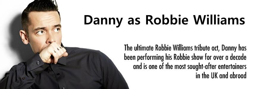 Danny as Robbie