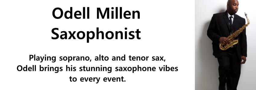 Odell Millen Sax
