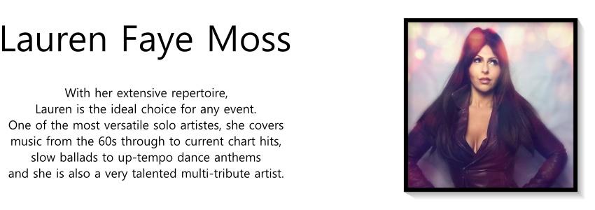 Lauren Faye Moss